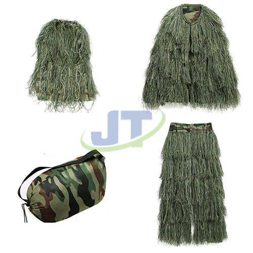Camouflage clothing / lucky clothing